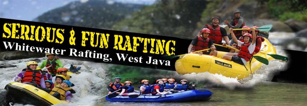 Rafting jawa barat