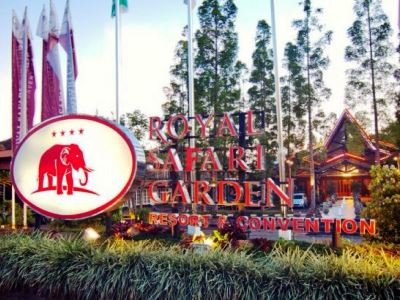 Royal Safari Garden Puncak