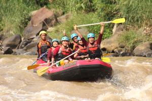 Tips Rafting Yang Aman