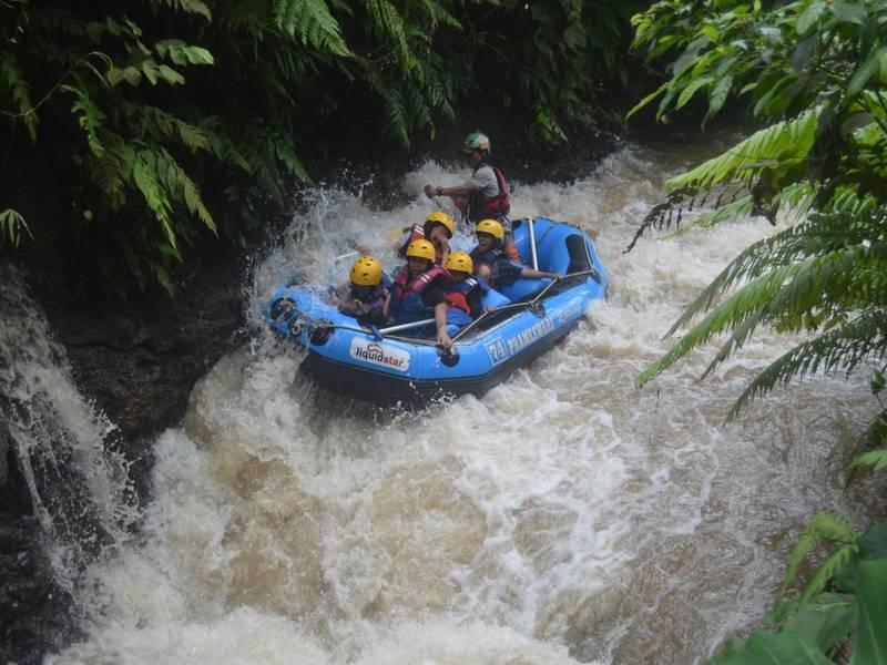 Rafting Kalibaru Bogor