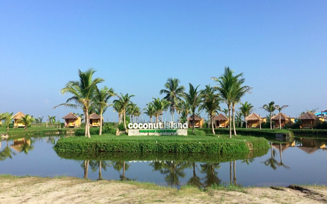 Coconut Island Carita Banten