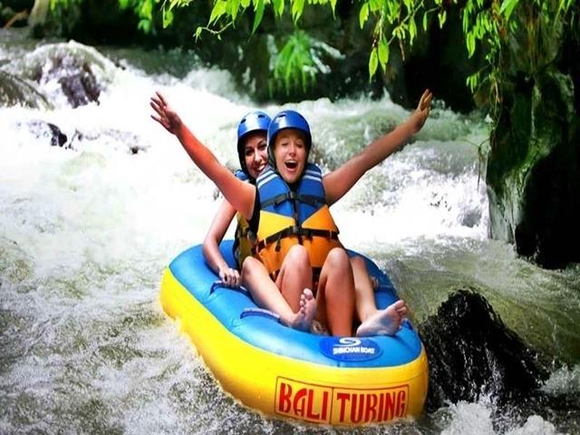 River Tubbing