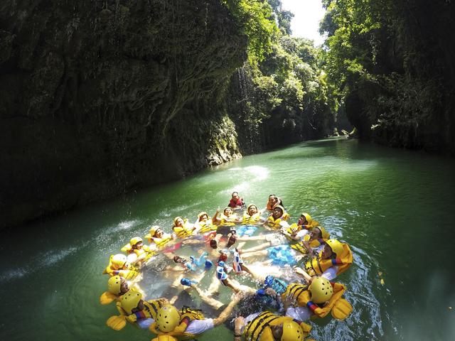 Body Rafting Greencanyon