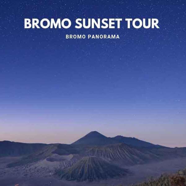 Bromo Sunset